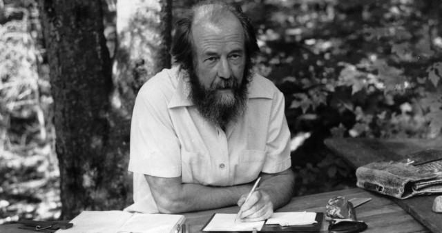 Последний великий русский писатель