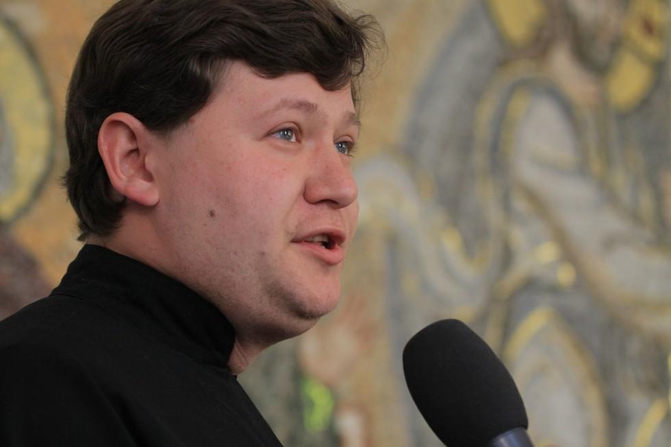 Артем Шарафутдинов, ответственный секретарь Миссионерской комиссии при епархиальном совете г. Москвы